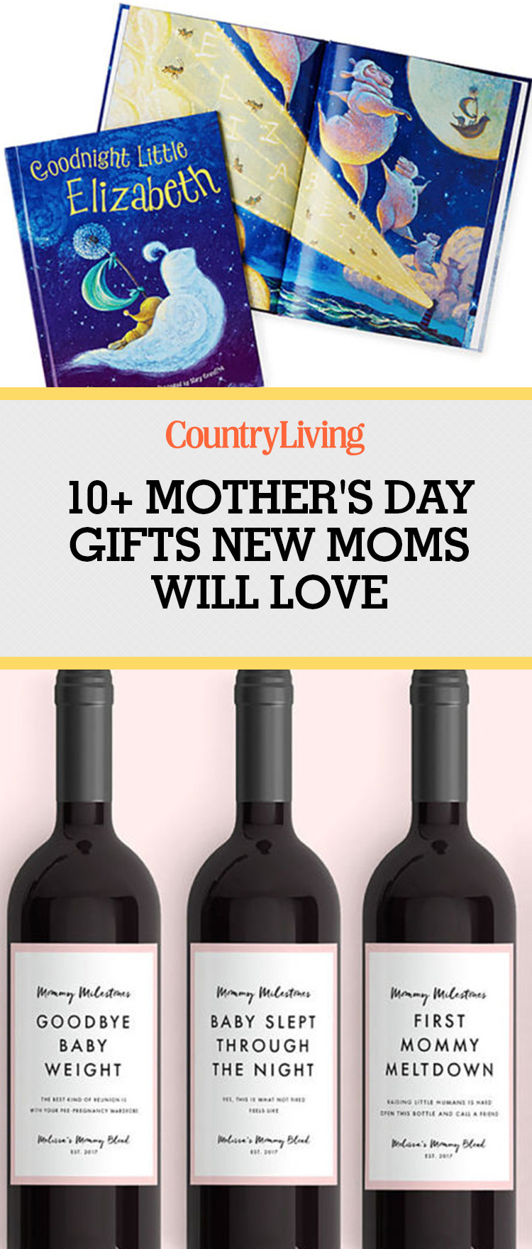 New Mother Gift Ideas  11 First Mother s Day Gifts Best Gift Ideas for New Moms