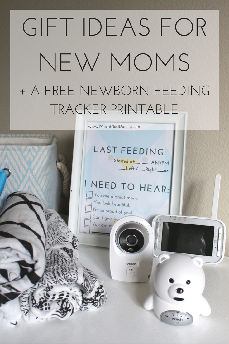 New Mother Gift Ideas  The Best Gift Ideas for a New Mom