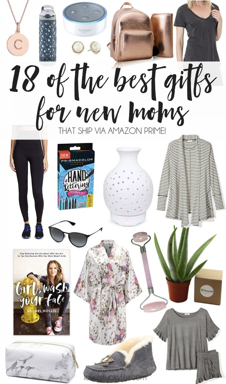 New Mother Gift Ideas  18 of the Best Mother s Day Gifts for a First Mother s Day