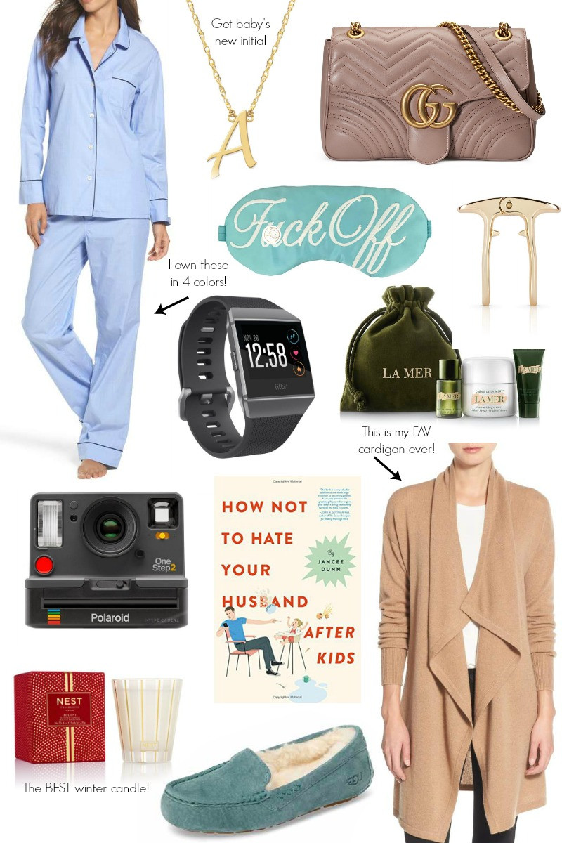 New Mother Gift Ideas  New Mom Gift Ideas Holiday Gift Guide