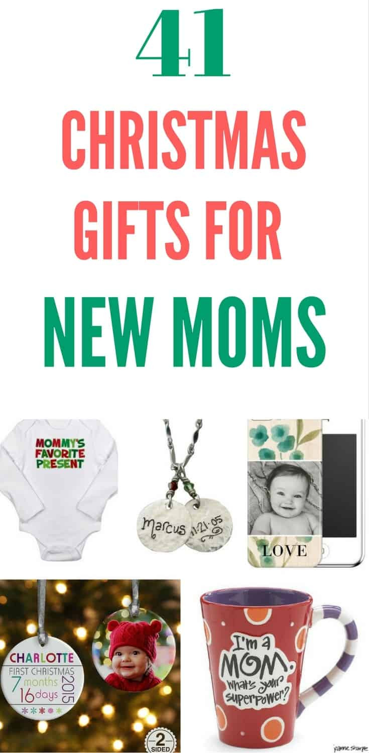 New Mother Gift Ideas  Christmas Gifts for New Moms Top 20 Christmas Gift Ideas