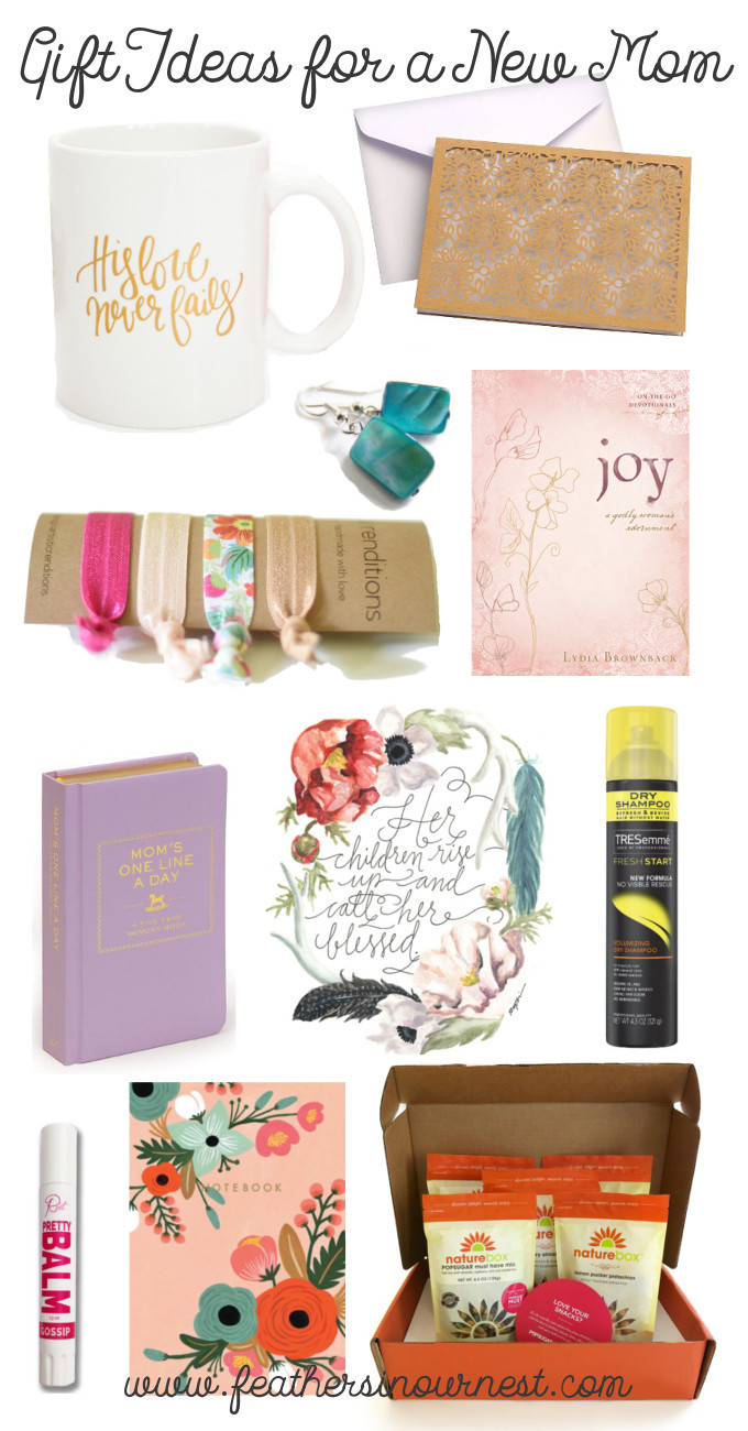 New Mother Gift Ideas  Gift Ideas for a New Mom that aren t baby