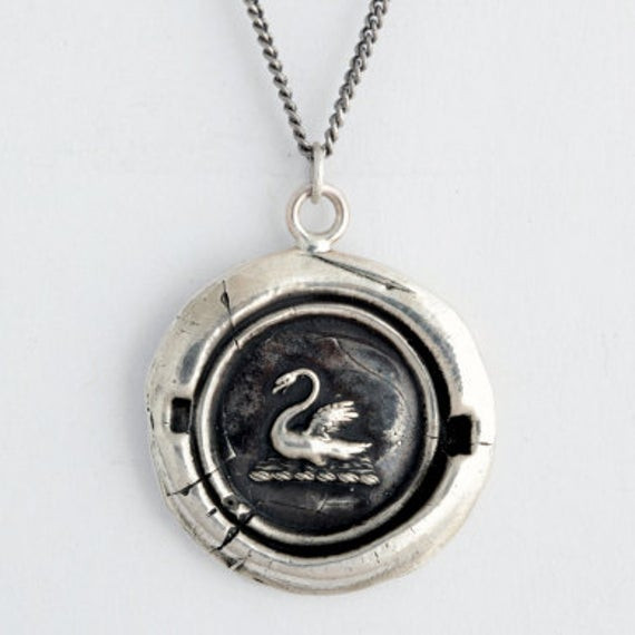 Once Upon A Time Necklace  Emma Swan pendente necklace ce Upon A Time