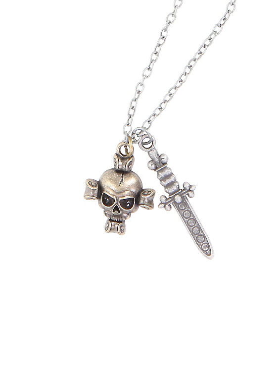 Once Upon A Time Necklace  ce Upon A Time Hook Replica Necklace
