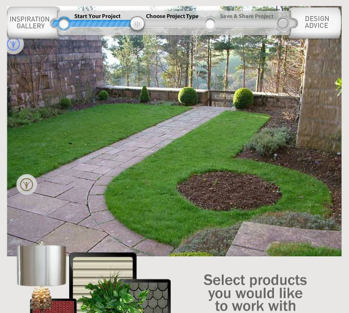 Online Landscape Design  8 Free Garden and Landscape Design Software – The Self
