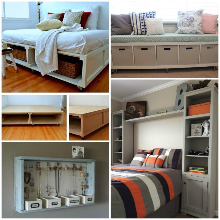 Organization Ideas For Bedroom  19 Bedroom Organization Ideas