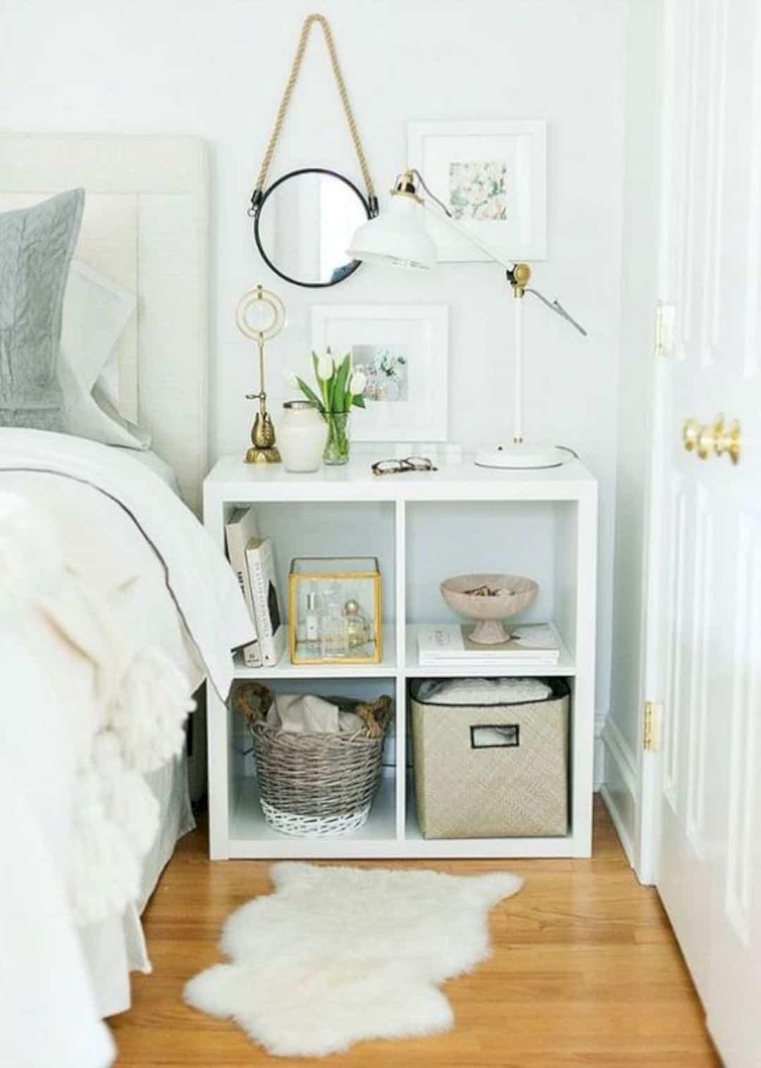 Organization Ideas For Bedroom  17 Stunning DIY Bedroom Storage Ideas