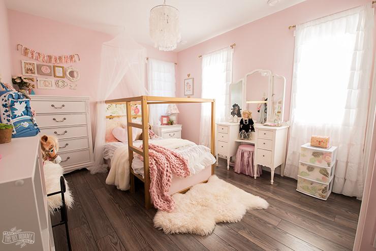 Organization Ideas For Bedroom  Beautiful & Practical Kids Bedroom Organization Ideas