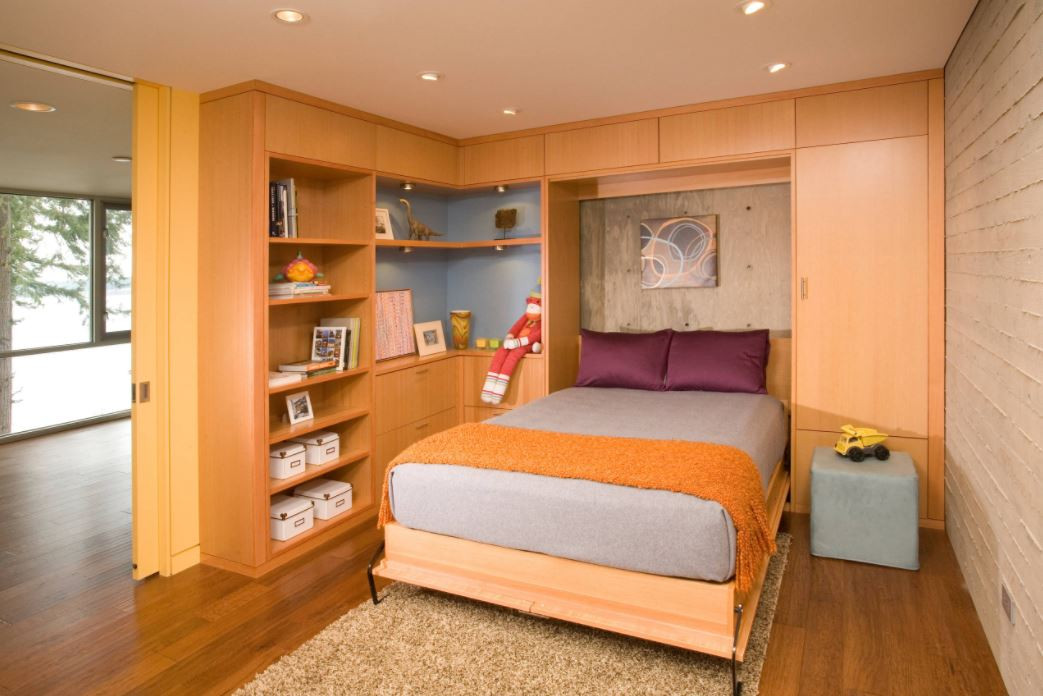 Organization Ideas For Bedroom  Bedroom Storage Ideas for Small Rooms Home Makeover