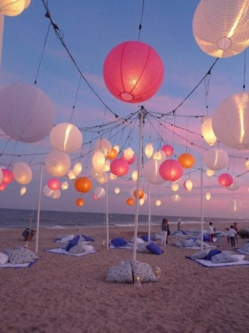Outdoor Beach Party Ideas  Outdoor Parties – Just add Light