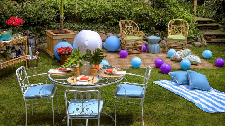 Outdoor Beach Party Ideas  Beach themed party tips ideas from interior designers