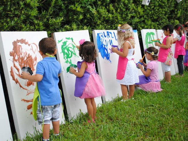 Outdoor Beach Party Ideas  15 Awesome Outdoor Birthday Party Ideas For Kids