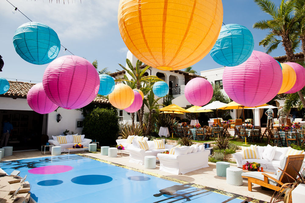 Outdoor Beach Party Ideas  end of summer party Archives Revelry Event Designers