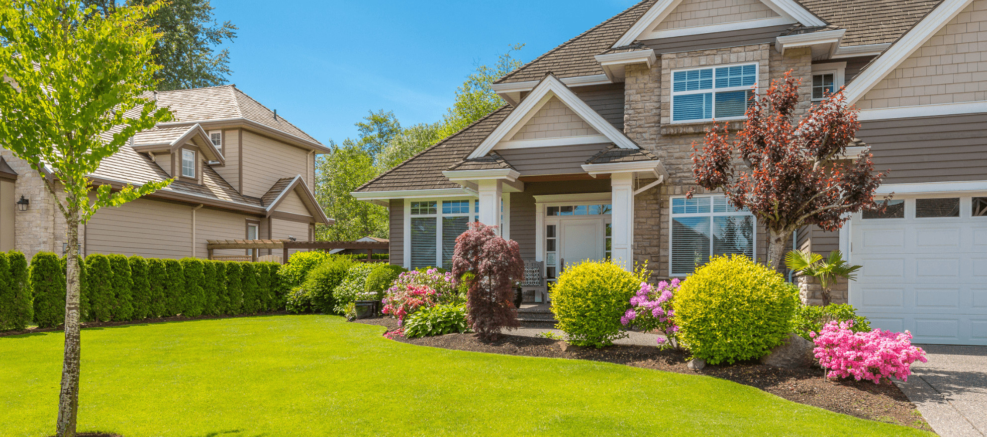 Outdoor Landscape Curb Appeal  Quick Curb Appeal Landscaping Hacks to Add to Your