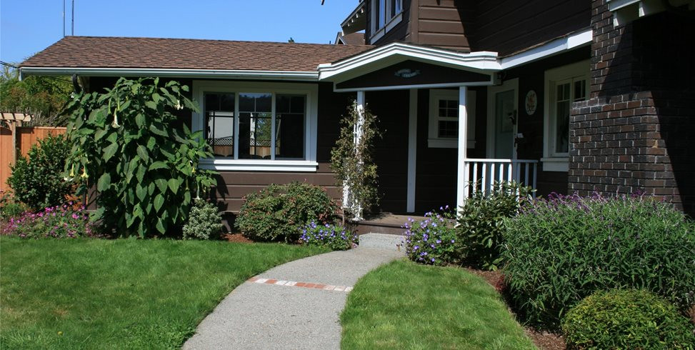 Outdoor Landscape Curb Appeal  Front Yard Curb Appeal Landscaping Network
