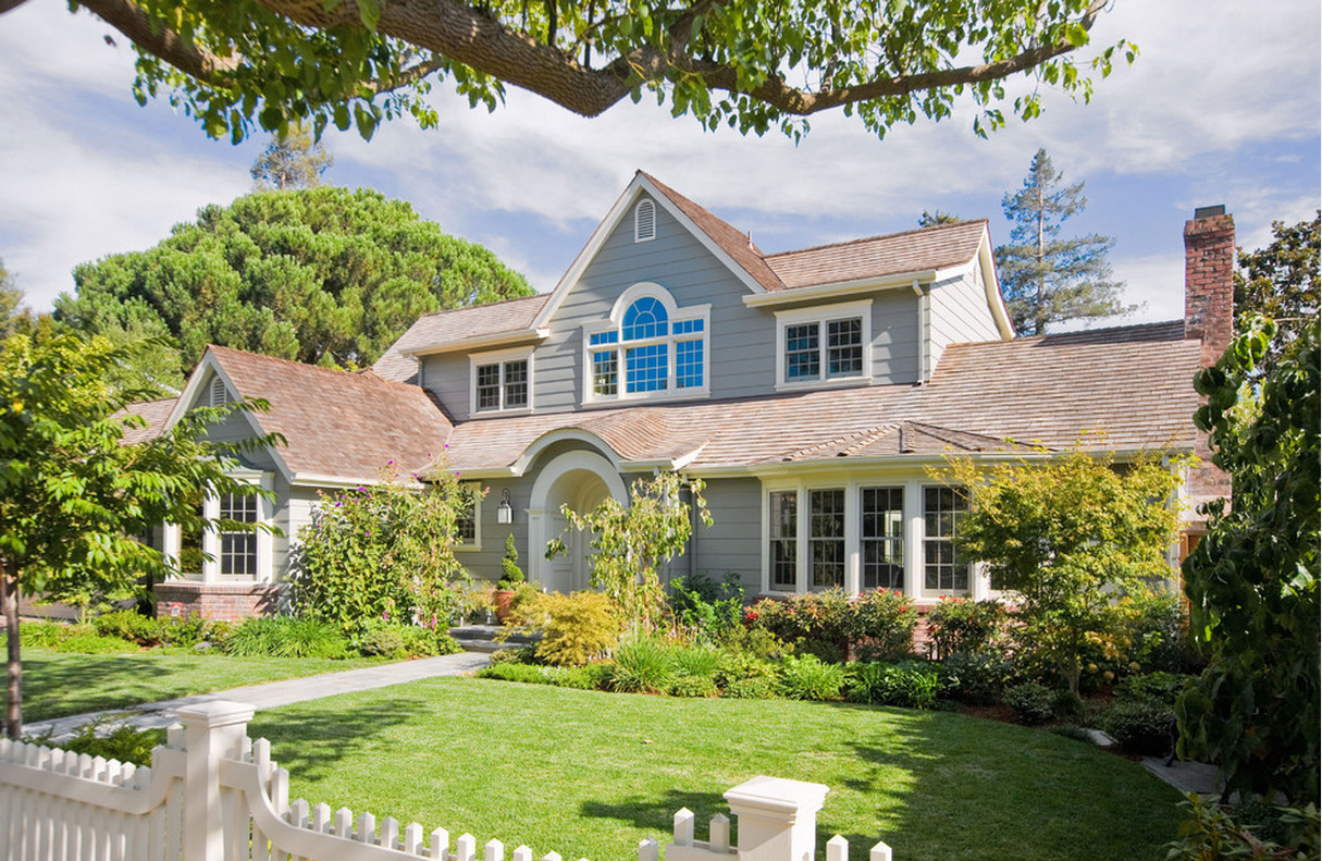 Outdoor Landscape Curb Appeal  How to Add Curb Appeal Hillsboro Roofing Contractor