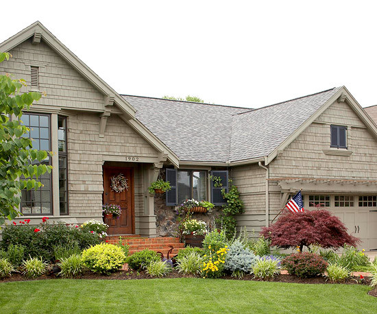 Outdoor Landscape Curb Appeal  Landscape for Curb Appeal