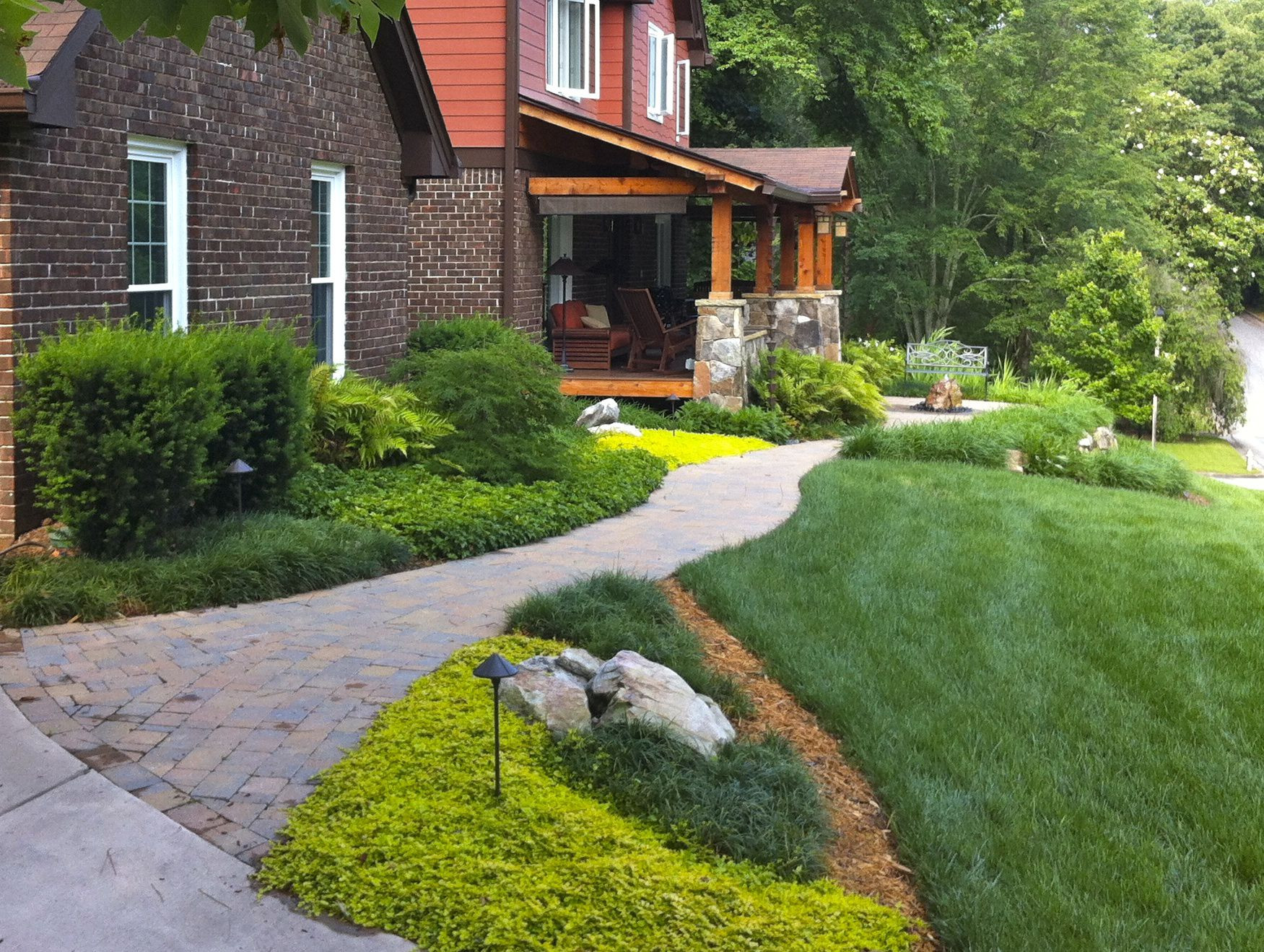 Outdoor Landscape Curb Appeal  Curb Appeal Looks To Get Your House Sold Faster Tips and