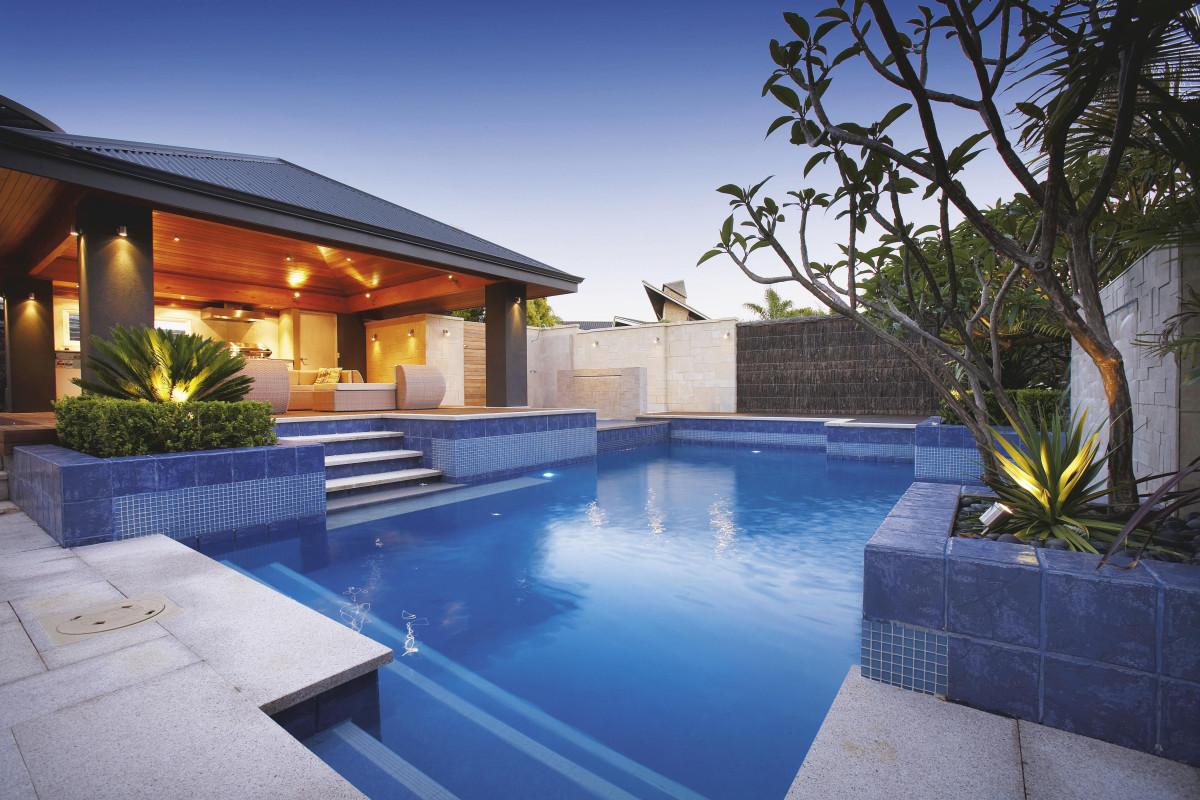 Outdoor Landscape Pool  35 Best Backyard Pool Ideas – The WoW Style