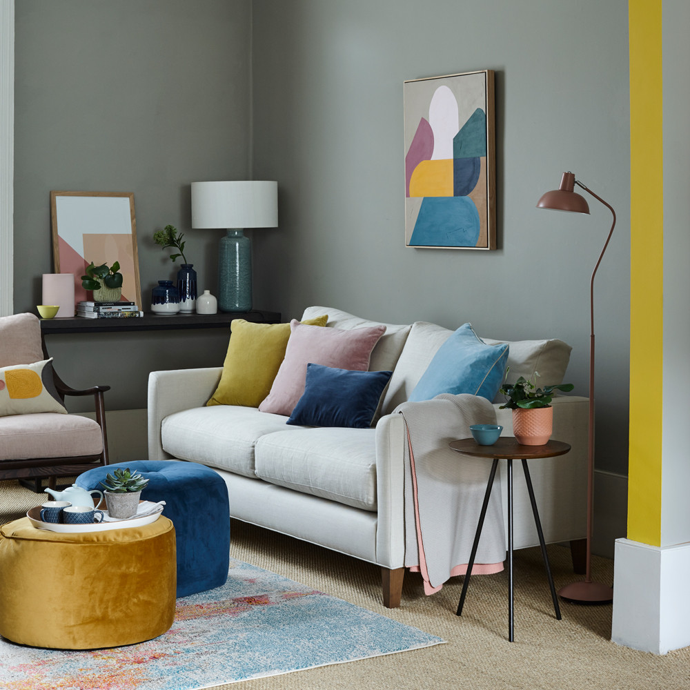 Paint Living Room  Clever living room paint ideas to transform any space