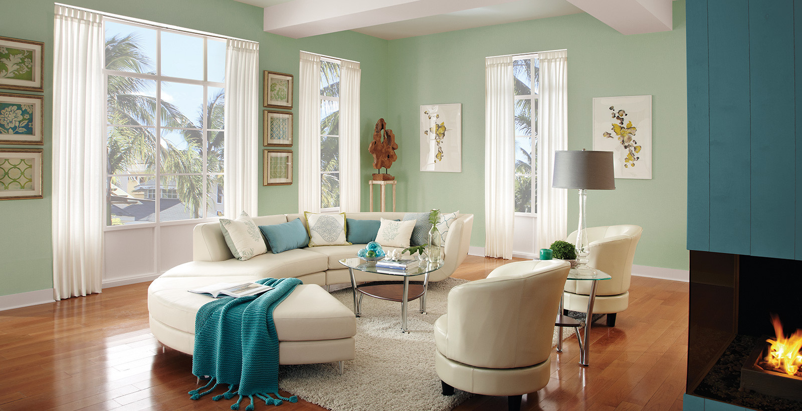Paint Living Room  Calming Living Room Ideas and Inspirational Paint Colors