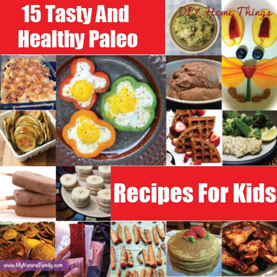 Paleo Recipes For Kids  15 Tasty and Healthy Paleo Recipes for Kids