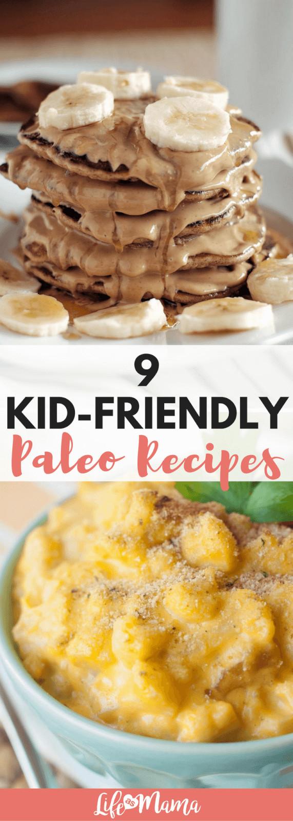 Paleo Recipes For Kids  9 Kid Friendly Paleo Recipes