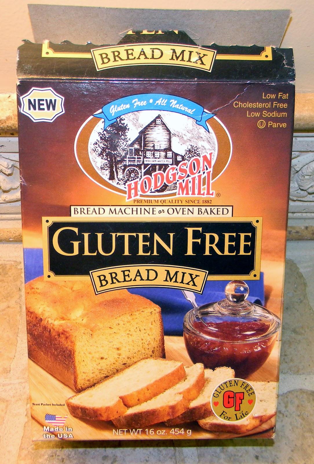 Pamela'S Gluten Free Bread Mix  4 U Gluten Free My First Loaf of Bread in New Bread Machine