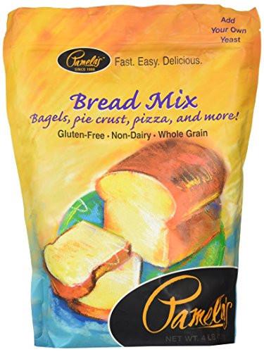Pamela'S Gluten Free Bread Mix  Baking Mixes – line Grocery Market
