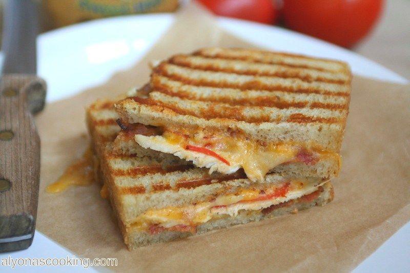 Panera Panini Recipes  Chipotle Chicken Panini Sandwich Panera Bread Copycat