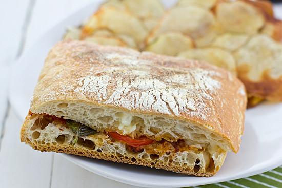 Panera Panini Recipes  Panera Style Tomato & Mozzarella Panini Recipe