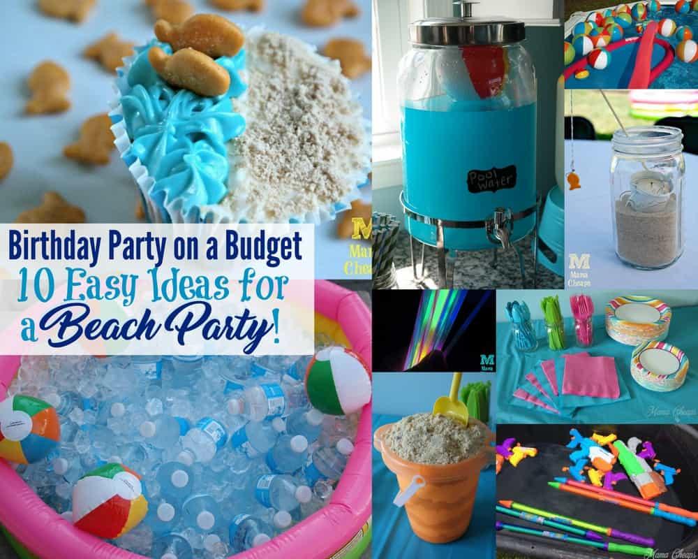 Party On The Beach Ideas  10 Easy Ideas for Throwing a Fun Beach Party