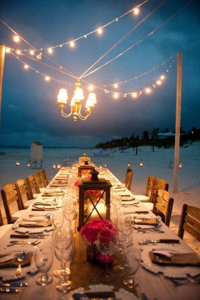Party On The Beach Ideas  33 Breathtaking Beach Waterfront Wedding Reception Ideas
