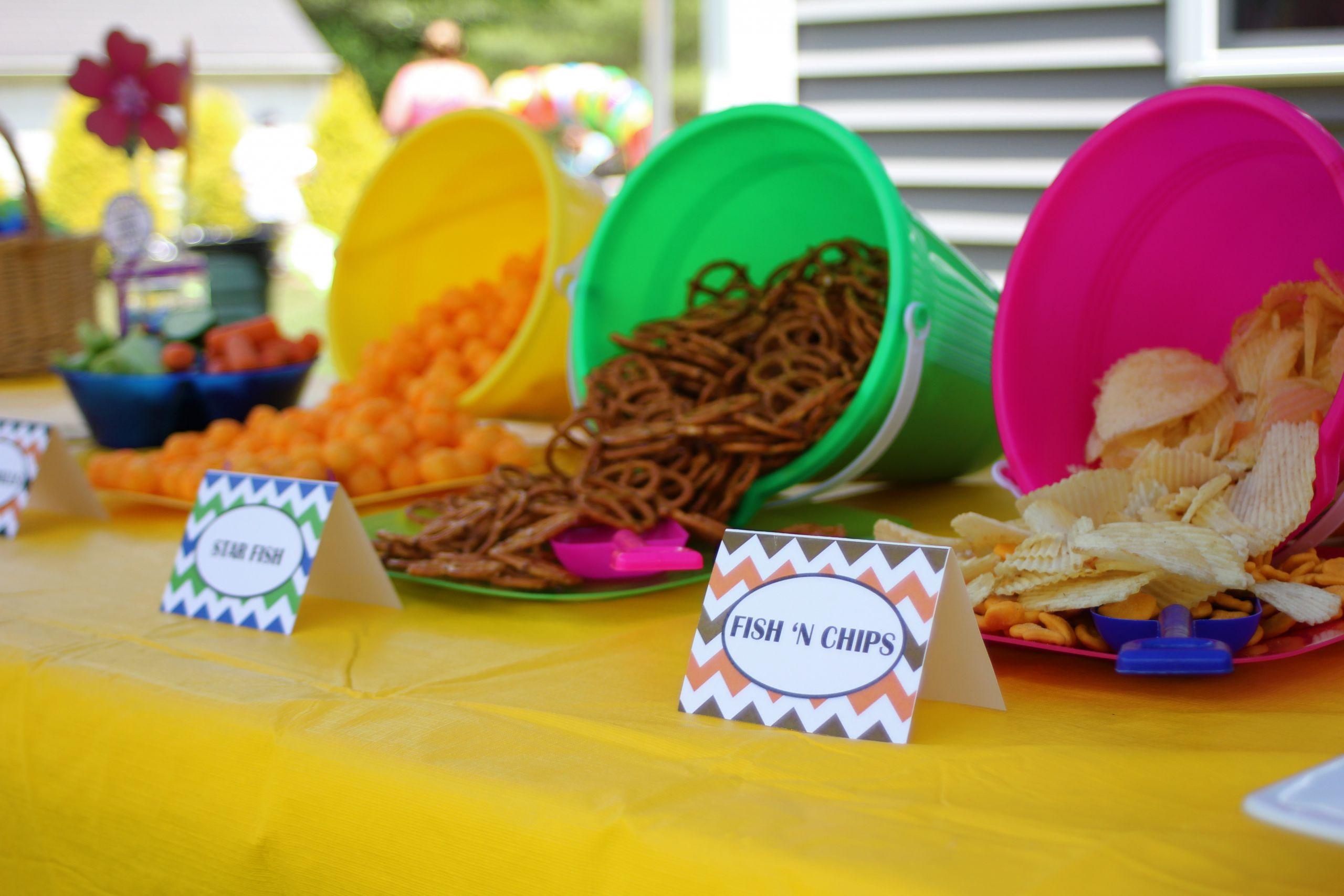 Party On The Beach Ideas  Beach Birthday Party Extravaganza
