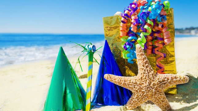 Party On The Beach Ideas  Birthday Party Theme Partytime Rentals