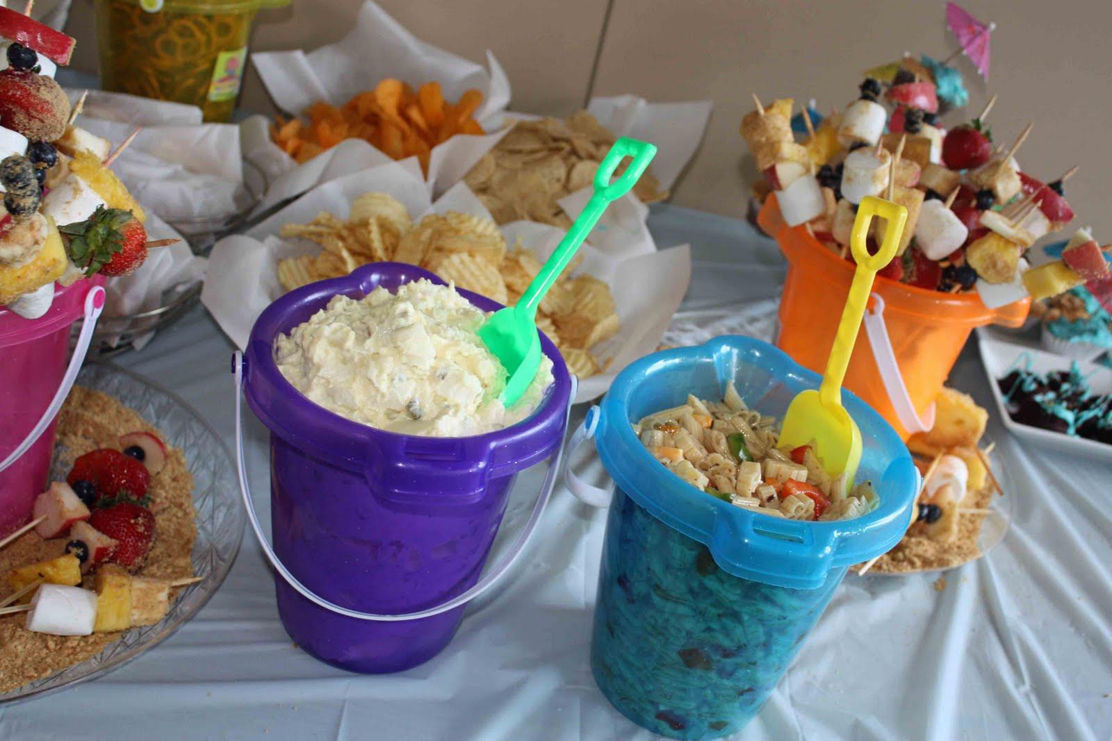 Party On The Beach Ideas  Beach Party Theme Food Ideas