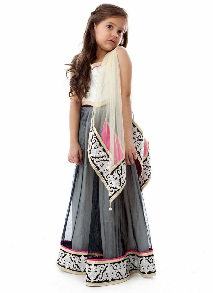 Party Wear For Kids  Stylish & Decent Little kids Party wear Dresses Design