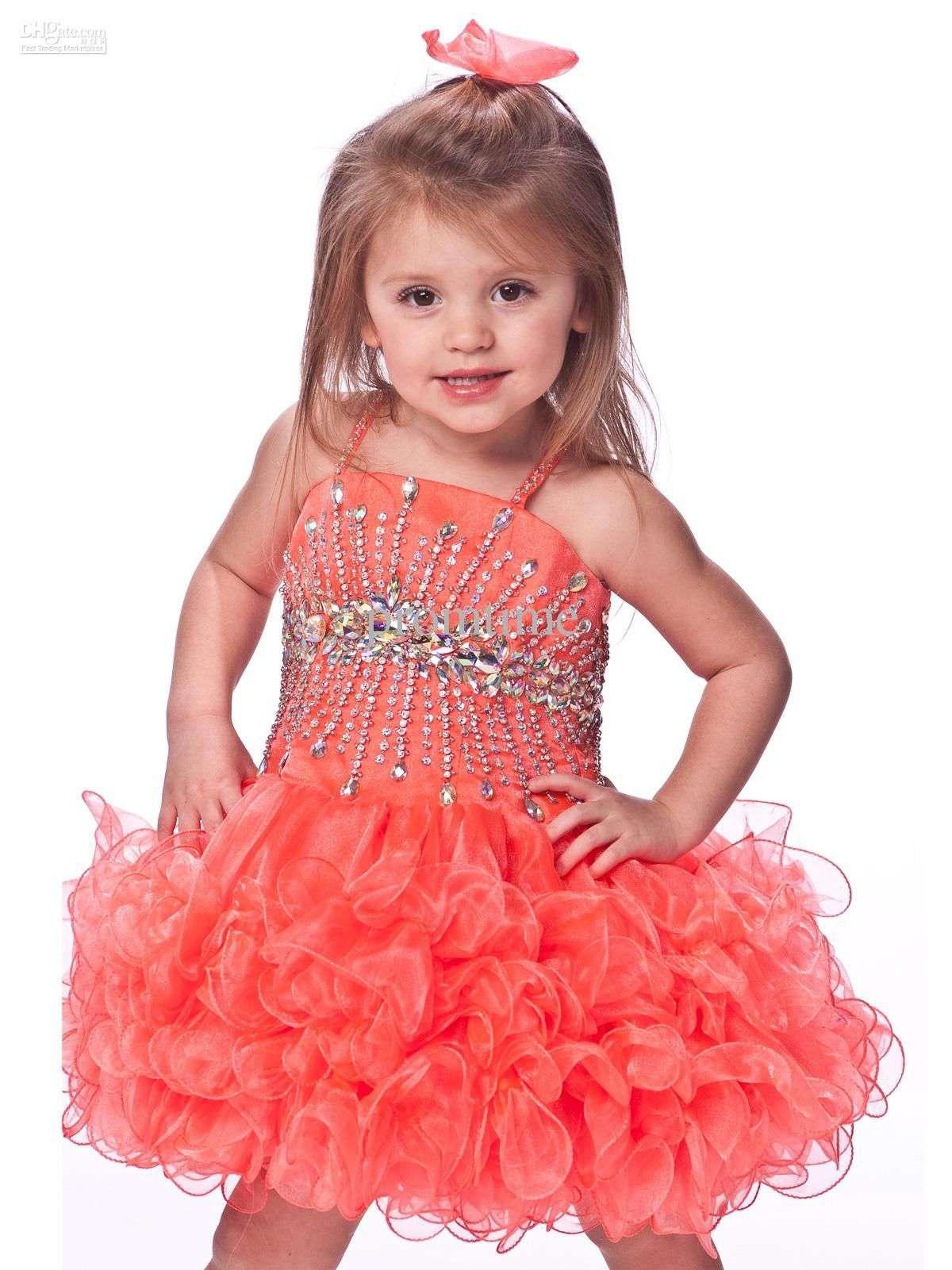 Party Wear For Kids  Latest party dresses for kids collection 2013 by