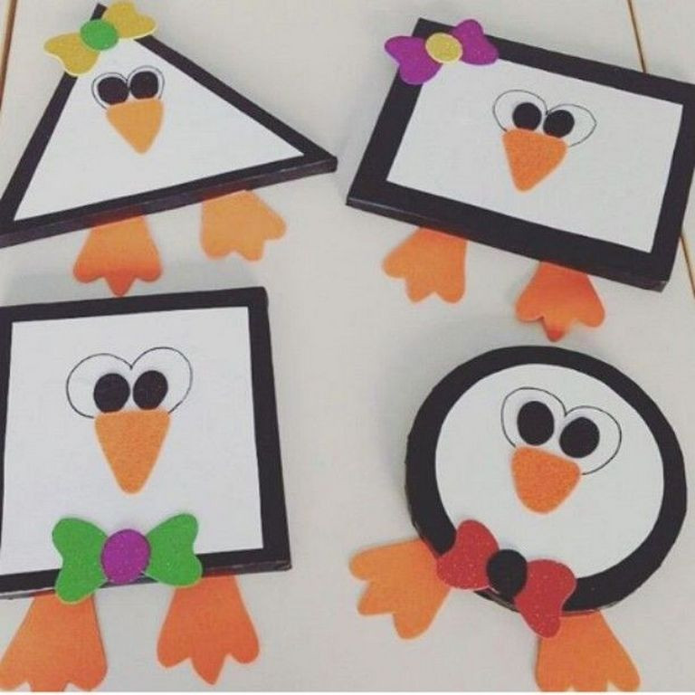 Penguin Craft For Preschoolers  15 penguin craft preschool ideas Savvy Ways About Things