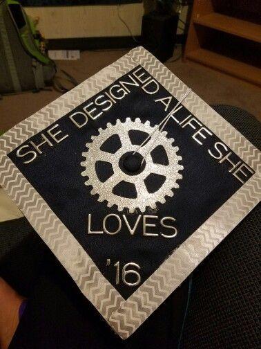 Penn State Graduation Gift Ideas  PSU Engineering graduation cap
