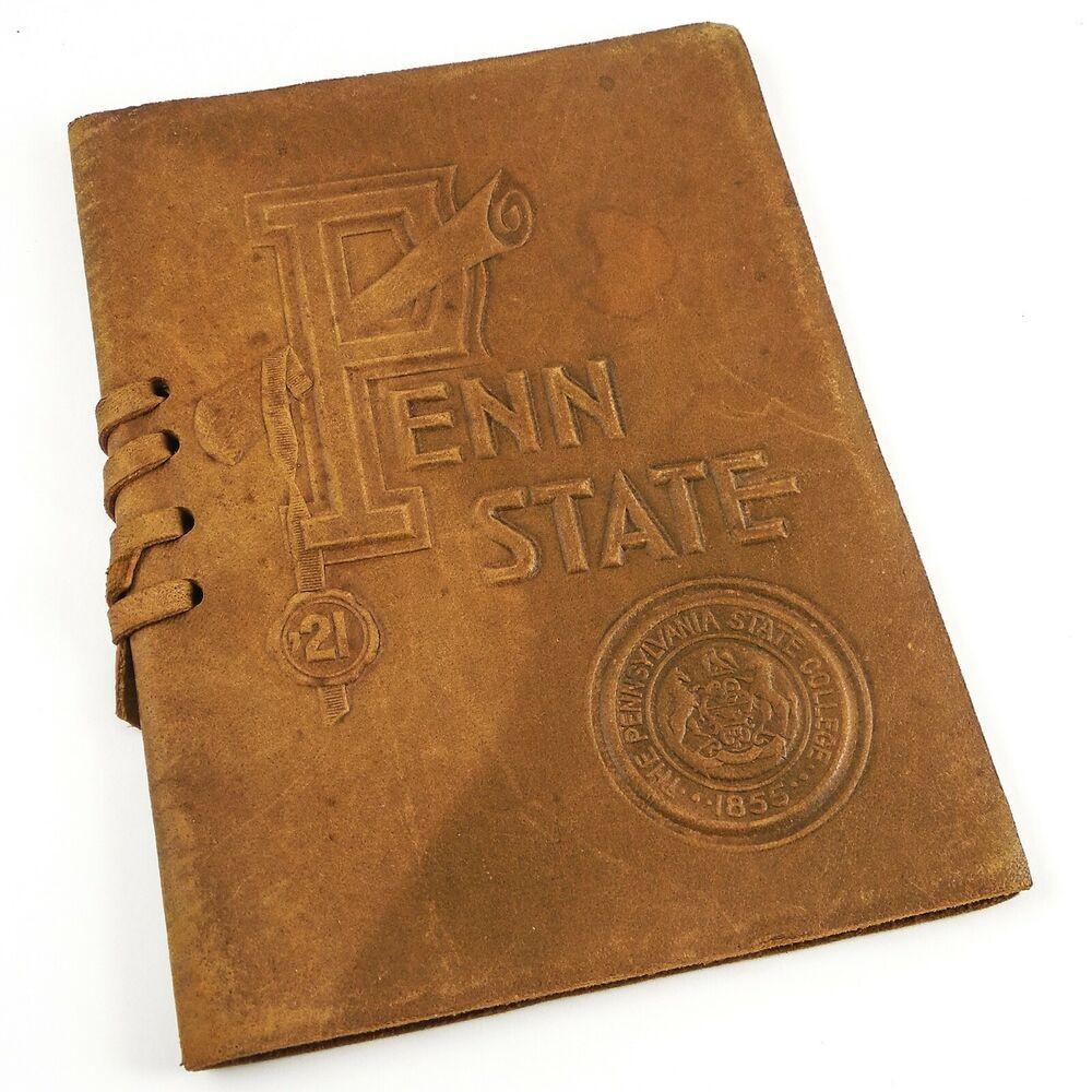 Penn State Graduation Gift Ideas  PENN STATE Class of 1921 Class Program Graduate Class