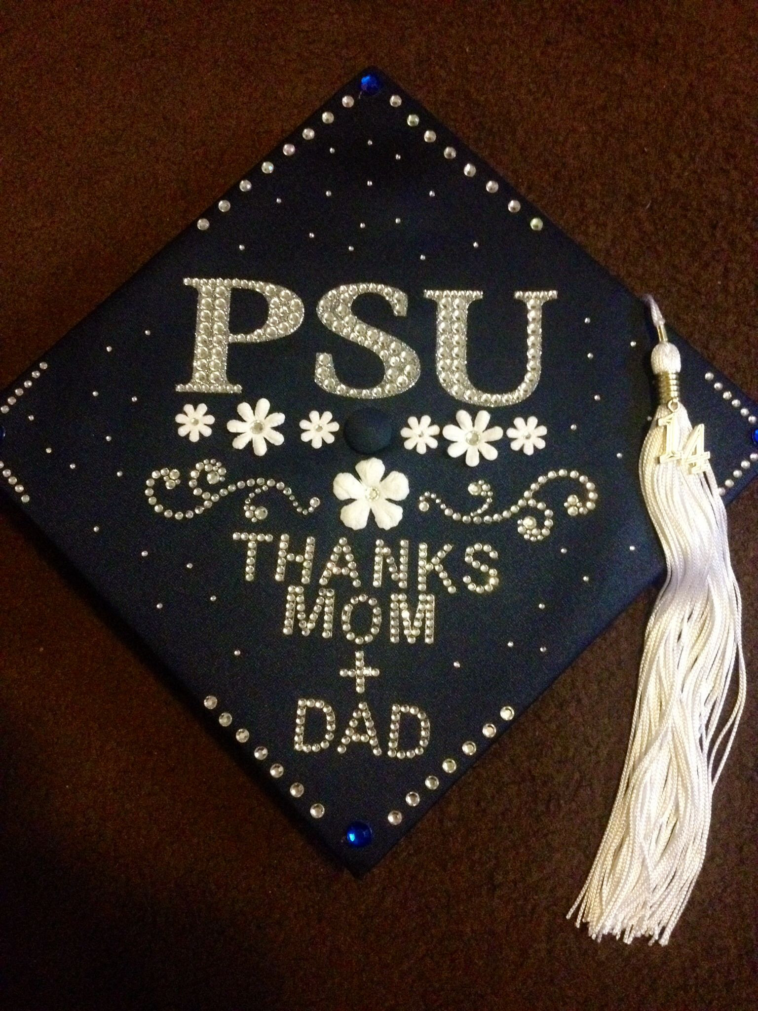 Penn State Graduation Gift Ideas  Penn state graduation cap 2014 psugrad