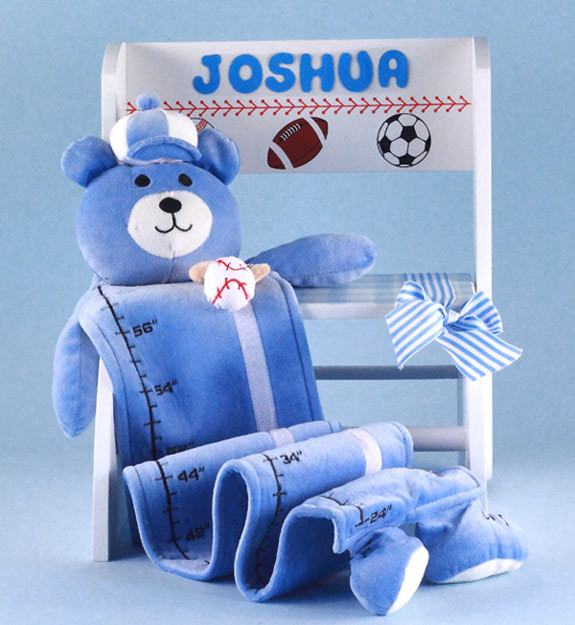 Personalized Baby Boy Gifts  New e Step Up™ Step Stool Baby Gifts Introduced by