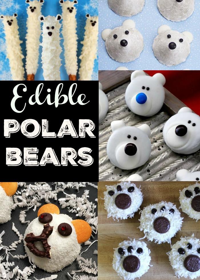 Polar Bear Crafts For Kids  Polar bear crafts · The Typical Mom
