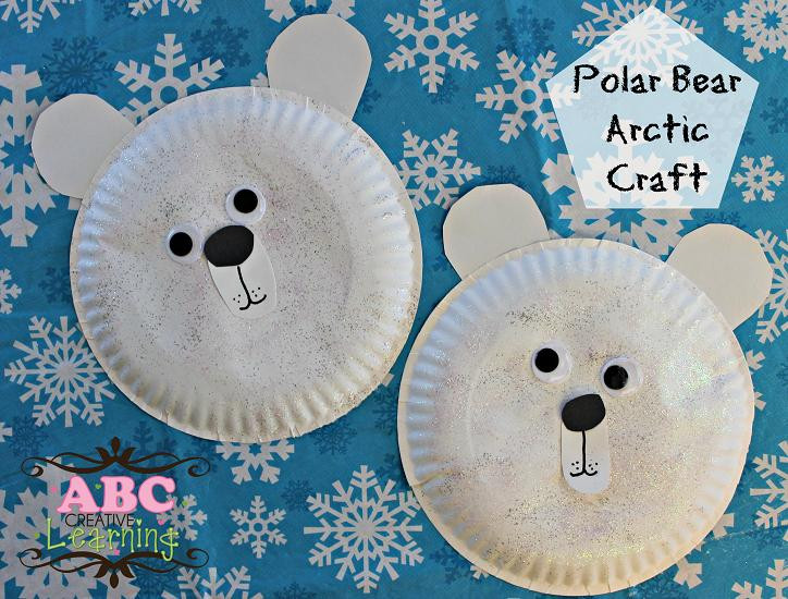 Polar Bear Crafts For Kids  Over 30 Winter Themed Fun Food Ideas and Easy Crafts Kids
