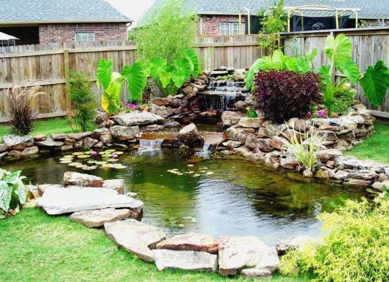 Pond In Backyard  7 Most Breathtaking Koi Fish Ponds Qnud