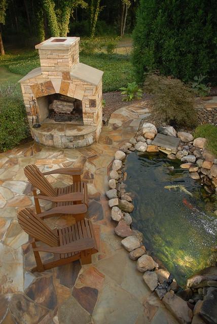 Pond In Backyard  Amazing Backyard Pond Design Ideas – The WoW Style