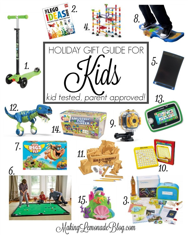 Popular Gifts For Kids  15 Best Holiday Gifts for Kids Kid Tested Parent