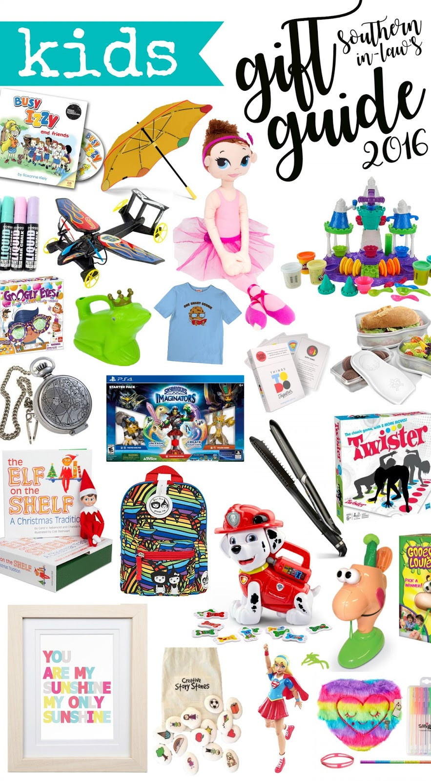 Popular Gifts For Kids  Southern In Law 2016 Kids Christmas Gift Guide