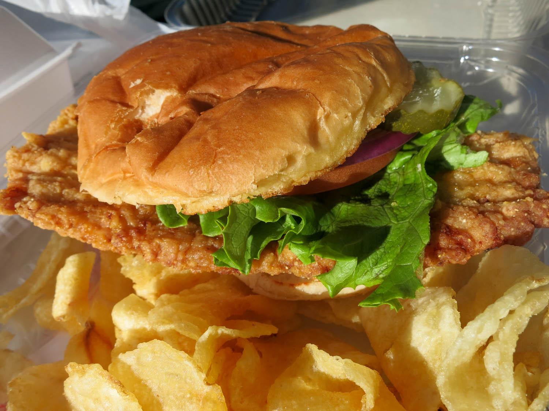 Pork Loin Sandwiches Recipe  pork tenderloin sandwich near me